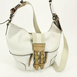 Tommy Hilfiger White Leather Purse
